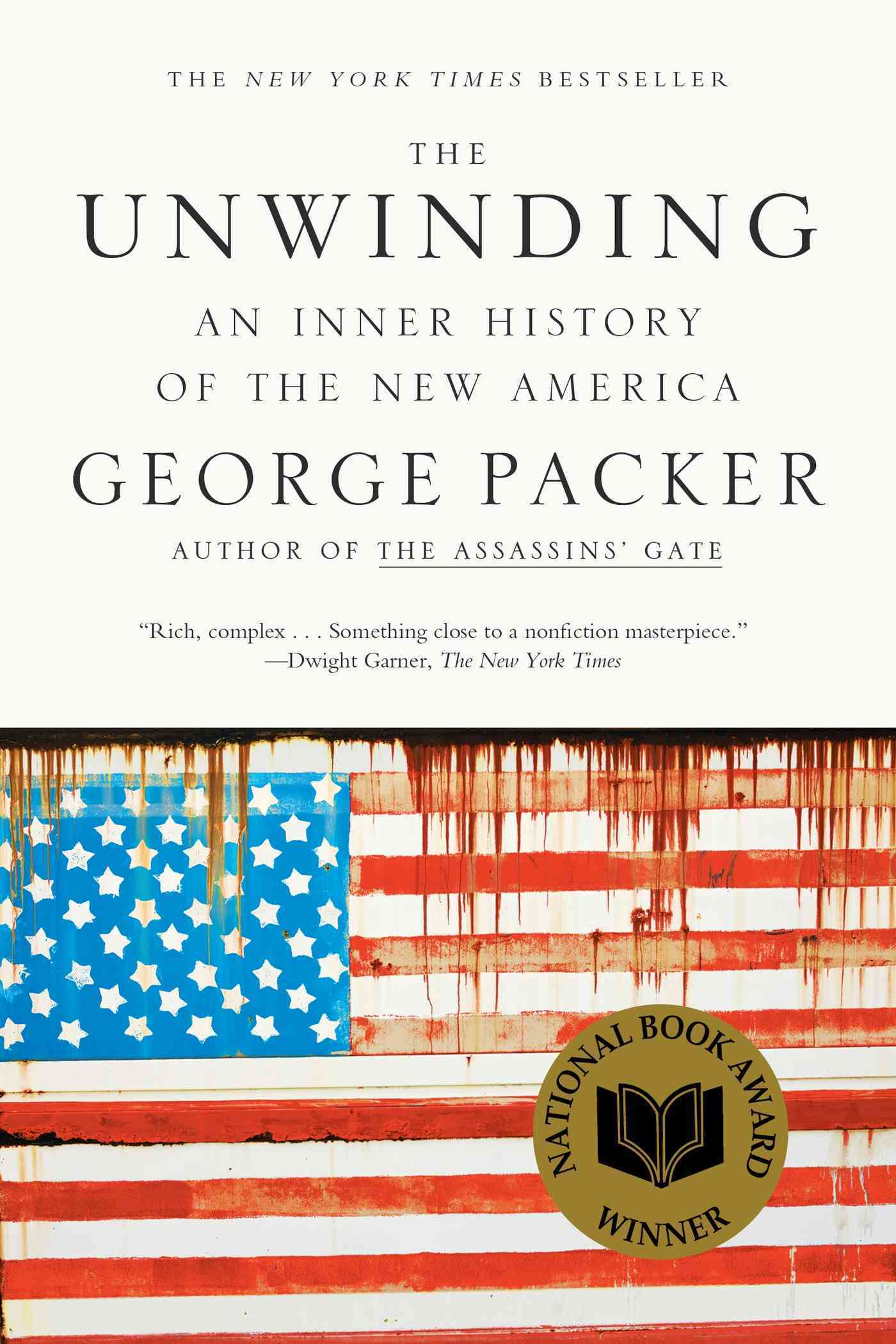 The Unwinding By Packer, George